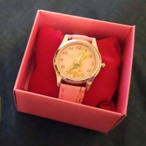 New in Gift Box Tinkerbell Watch
